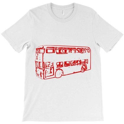 Bus2 T-shirt Designed By Kenswirled