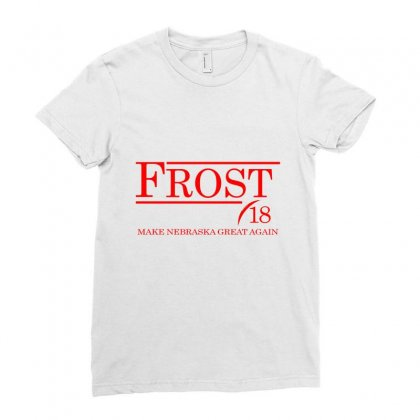 Frost (a331) Ladies Fitted T-shirt Designed By Newgen