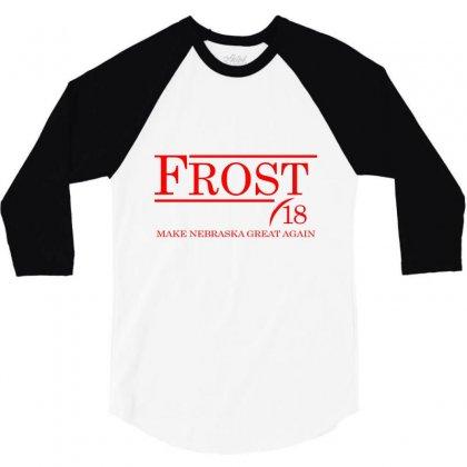 Frost (a331) 3/4 Sleeve Shirt Designed By Newgen