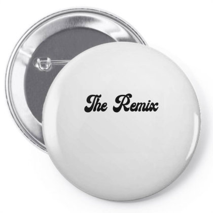 The Remix Classic T Shirt Pin-back Button Designed By Jetspeed001