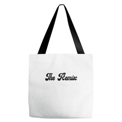 The Remix Classic T Shirt Tote Bags Designed By Jetspeed001