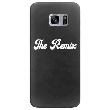 The Remix  T Shirt Samsung Galaxy S7 Edge Case Designed By Jetspeed001