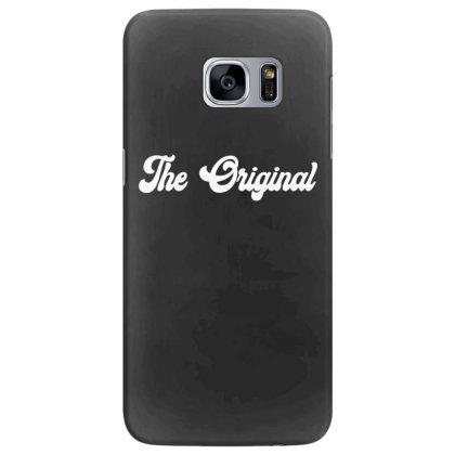 The Original T Shirt Samsung Galaxy S7 Edge Case Designed By Jetspeed001