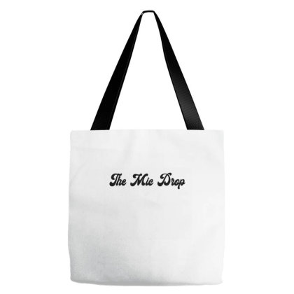 The Mic Drop Classic T Shirt Tote Bags Designed By Jetspeed001