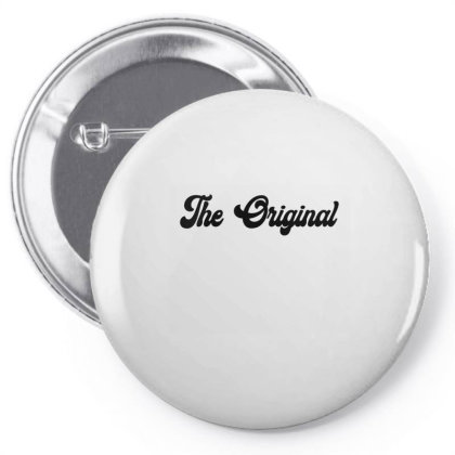The Original Classic T Shirt Pin-back Button Designed By Jetspeed001