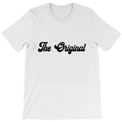 The Original Classic T Shirt T-shirt Designed By Jetspeed001