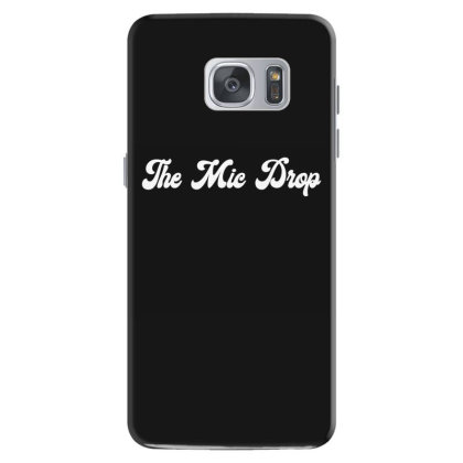 The Mic Drop  T Shirt Samsung Galaxy S7 Case Designed By Jetspeed001
