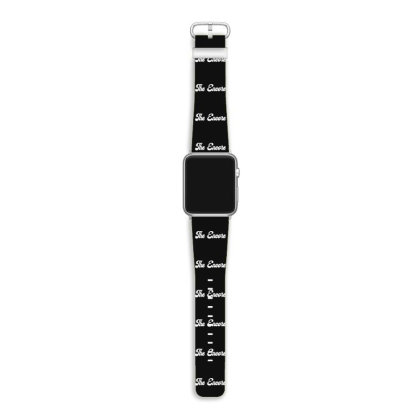 The Encore Classic T Shirt Apple Watch Band Designed By Jetspeed001