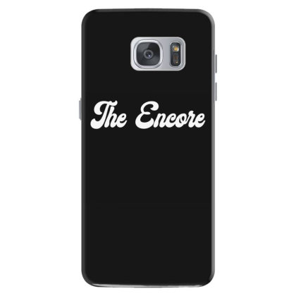 The Encore Classic T Shirt Samsung Galaxy S7 Case Designed By Jetspeed001