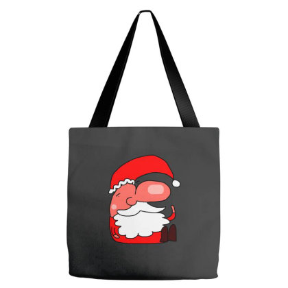 Santa Schnoz Classic T Shirt Tote Bags Designed By Jetspeed001