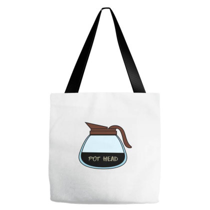 Pot Head Classic T Shirt Tote Bags Designed By Jetspeed001