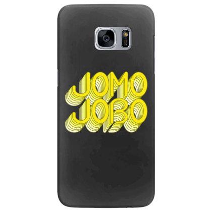 Jomo Jobo (yellow) Classic T Shirt Samsung Galaxy S7 Edge Case Designed By Jetspeed001