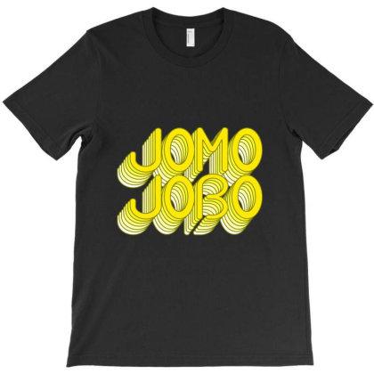 Jomo Jobo (yellow) Classic T Shirt T-shirt Designed By Jetspeed001
