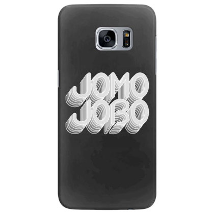 Jomo Jobo (white) Classic T Shirt Samsung Galaxy S7 Edge Case Designed By Jetspeed001