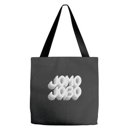 Jomo Jobo (white) Classic T Shirt Tote Bags Designed By Jetspeed001