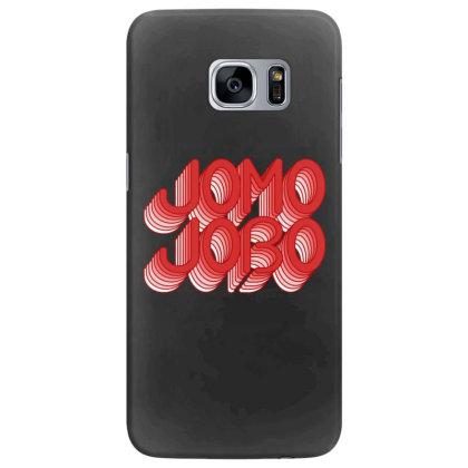 Jomo Jobo (red) Classic T Shirt Samsung Galaxy S7 Edge Case Designed By Jetspeed001