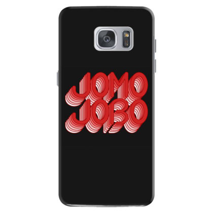 Jomo Jobo (red) Classic T Shirt Samsung Galaxy S7 Case Designed By Jetspeed001