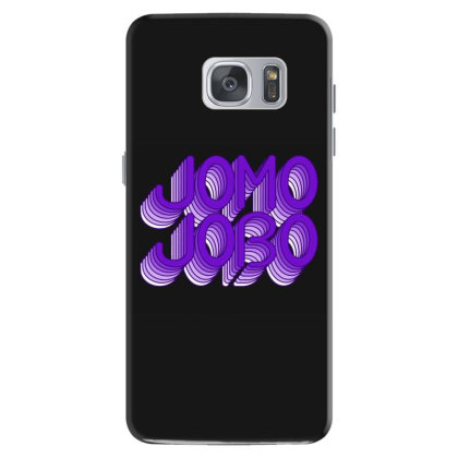 Jomo Jobo (purple) Classic T Shirt Samsung Galaxy S7 Case Designed By Jetspeed001