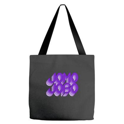 Jomo Jobo (purple) Classic T Shirt Tote Bags Designed By Jetspeed001