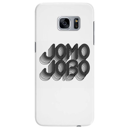 Jomo Jobo (black) Classic T Shirt Samsung Galaxy S7 Edge Case Designed By Jetspeed001