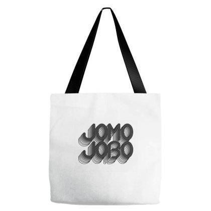 Jomo Jobo (black) Classic T Shirt Tote Bags Designed By Jetspeed001