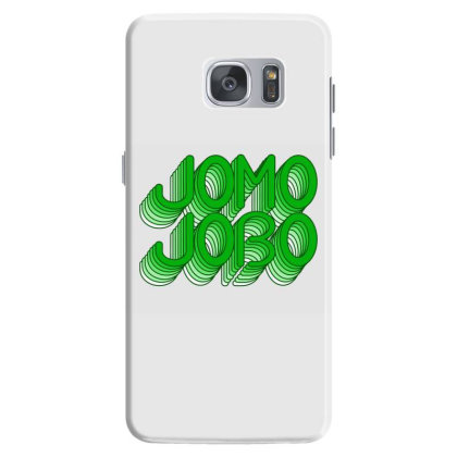 Jomo Jobo (green) Classic T Shirt Samsung Galaxy S7 Case Designed By Jetspeed001
