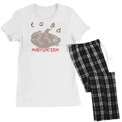 Toad Women's Pajamas Set Designed By Kenswirled