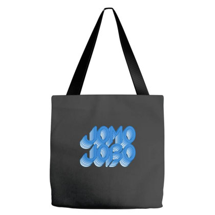 Jomo Jobo (blue) Classic T Shirt Tote Bags Designed By Jetspeed001