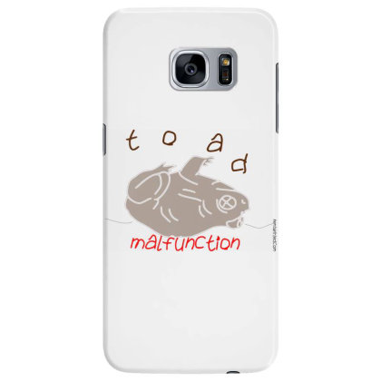 Toad Samsung Galaxy S7 Edge Case Designed By Kenswirled