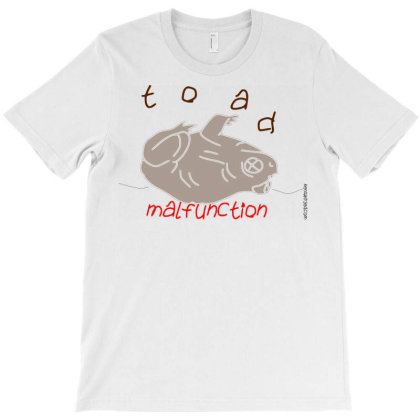 Toad T-shirt Designed By Kenswirled