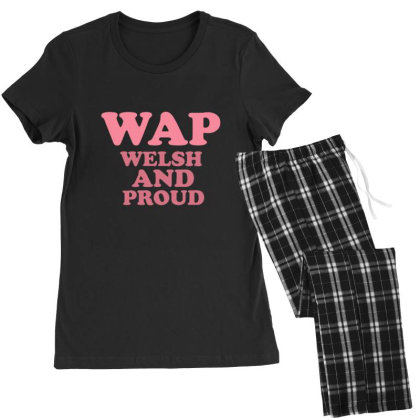 Welsh And Proud Women's Pajamas Set Designed By Asatya