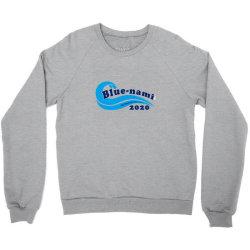 blue nami 2020 politics Crewneck Sweatshirt | Artistshot