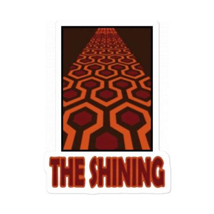 The Shining Pattern Sticker Designed By Macarirro