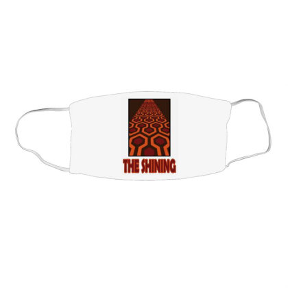The Shining Pattern Face Mask Rectangle Designed By Macarirro