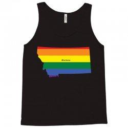 montana rainbow flag Tank Top | Artistshot