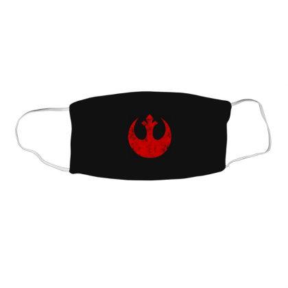 Star Wars Big Red Face Mask Rectangle Designed By Koopshawneen