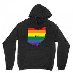 ohio rainbow flag Unisex Hoodie | Artistshot