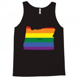 oregen rainbow flag Tank Top | Artistshot