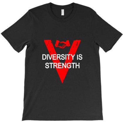 Diversity T-shirt Designed By Saphira Nadia