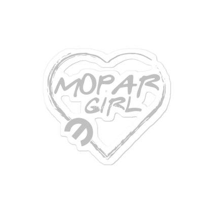 Mopar Girl Sticker Designed By Yusrizal_