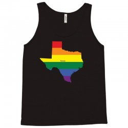 texas rainbow flag Tank Top | Artistshot