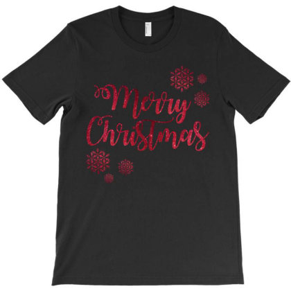 Christmas T-shirt Designed By Chiks