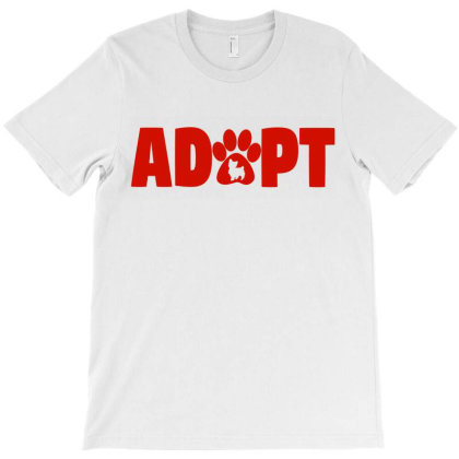 Adopt T-shirt Designed By Chiks