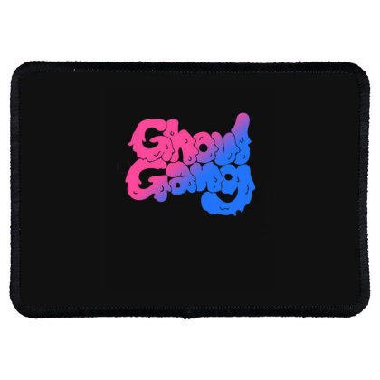 Ghoul Gang Ii Rectangle Patch Designed By Blackstone
