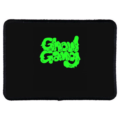 Ghoul Gang Rectangle Patch Designed By Blackstone