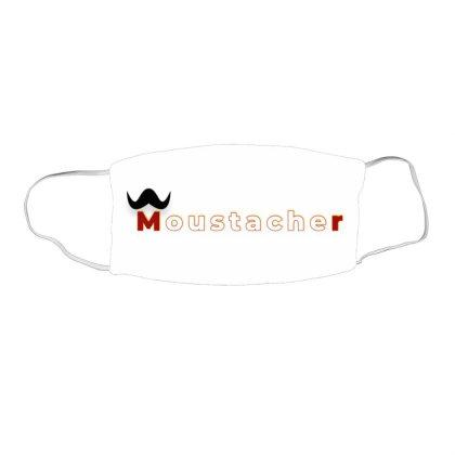 Moustacher Face Mask Rectangle Designed By Paramjitsinghdesigns