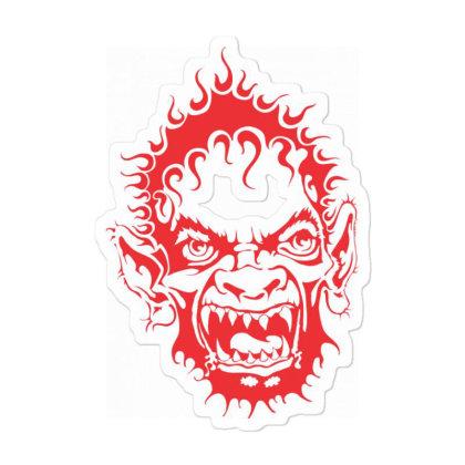 Skull Sticker Designed By Estore