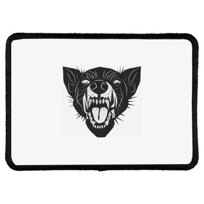 Bad Cat Rectangle Patch Designed By Estore