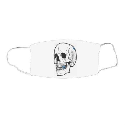 Skull Face Mask Rectangle Designed By Estore