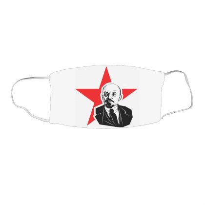 Lenin Russia, Star Face Mask Rectangle Designed By Estore